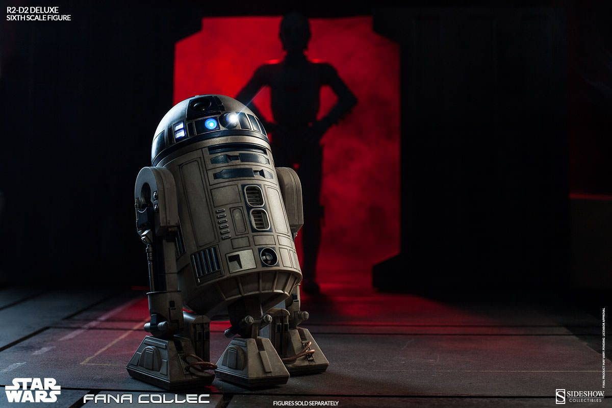 STAR WARS - R2-D2 deluxe 1gbx