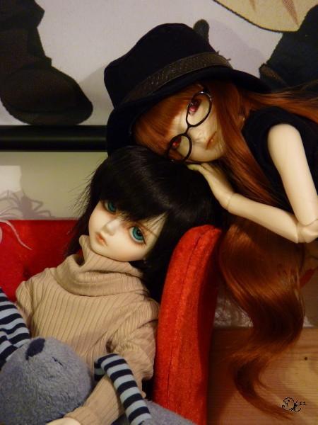 [S.Kid Yewon] Evan' *Citrouille Miniature* (p.3) Roadevan2