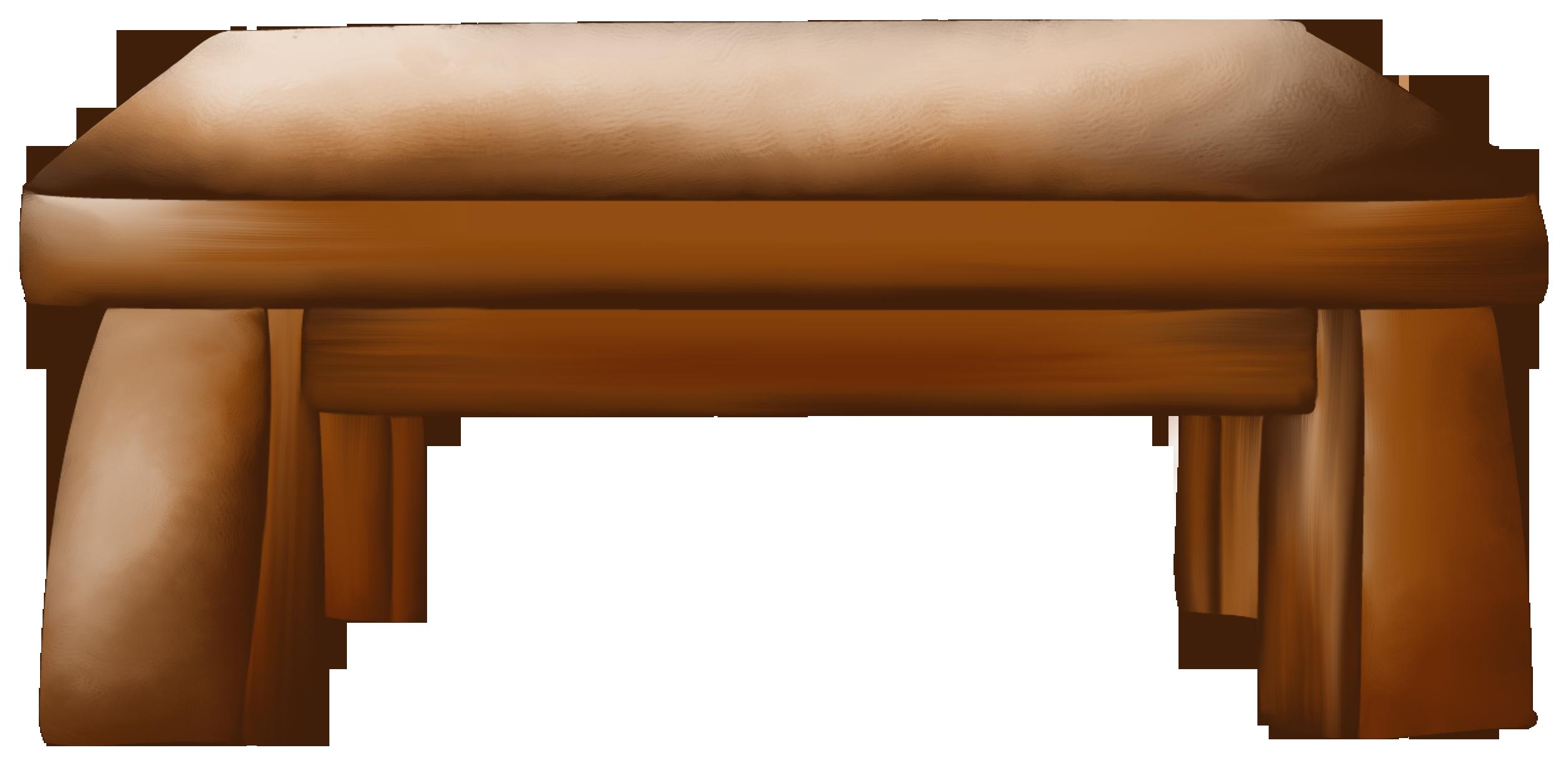 Imágenes infantiles- mesa marrón Vccappuccettoel32