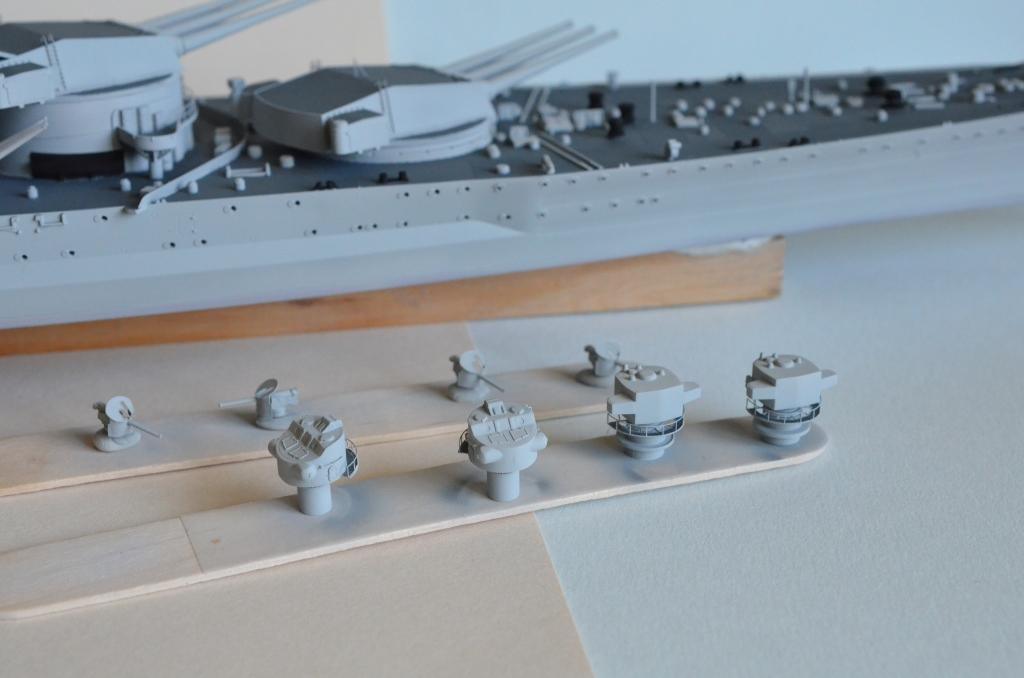 RN ROMA au 1/350 avec Kit Flyhawk. 4px7