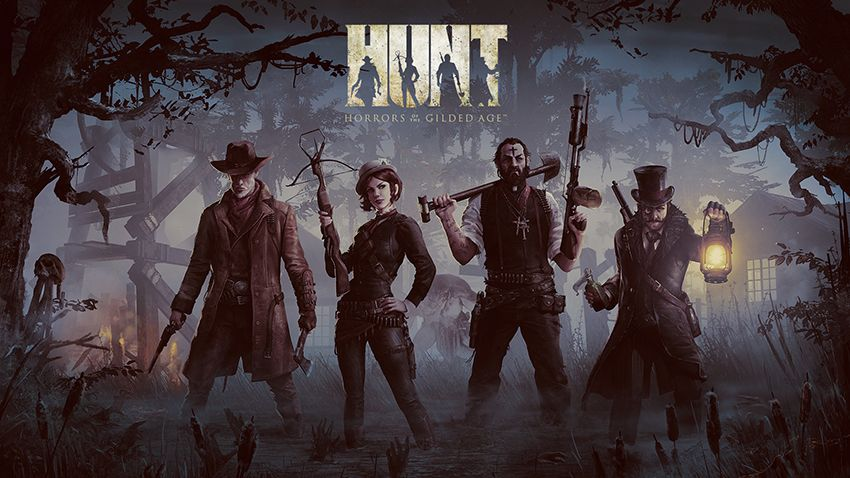 [E3 14] Crytek anuncia HUNT: Horrors Of The Gilded Age para PS4, Xbox One y PC E8re