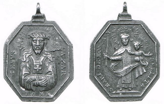 Recopilación medallas con el Rostro de Cristo ( Salvator Mvndi II) Mhbt