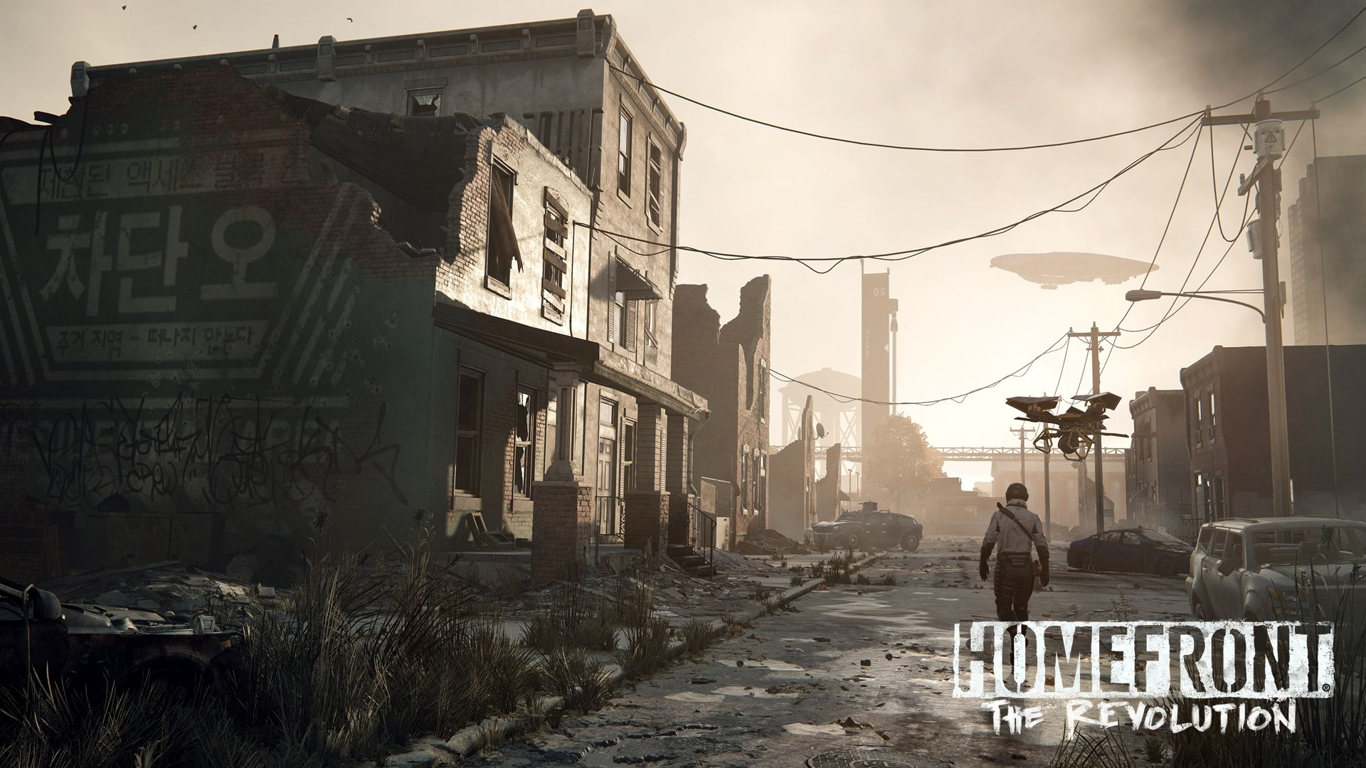 [E3 14] Primeras imágenes y trailer de Homefront: The Revolution para PS4, Xbox One y PC 62r5