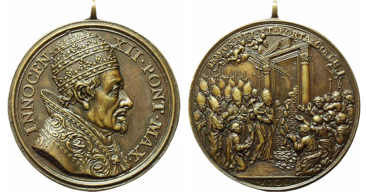 S. Pedro y S. Pablo / Jubileo 1700 (RM SXVIII-C71) 0yyb
