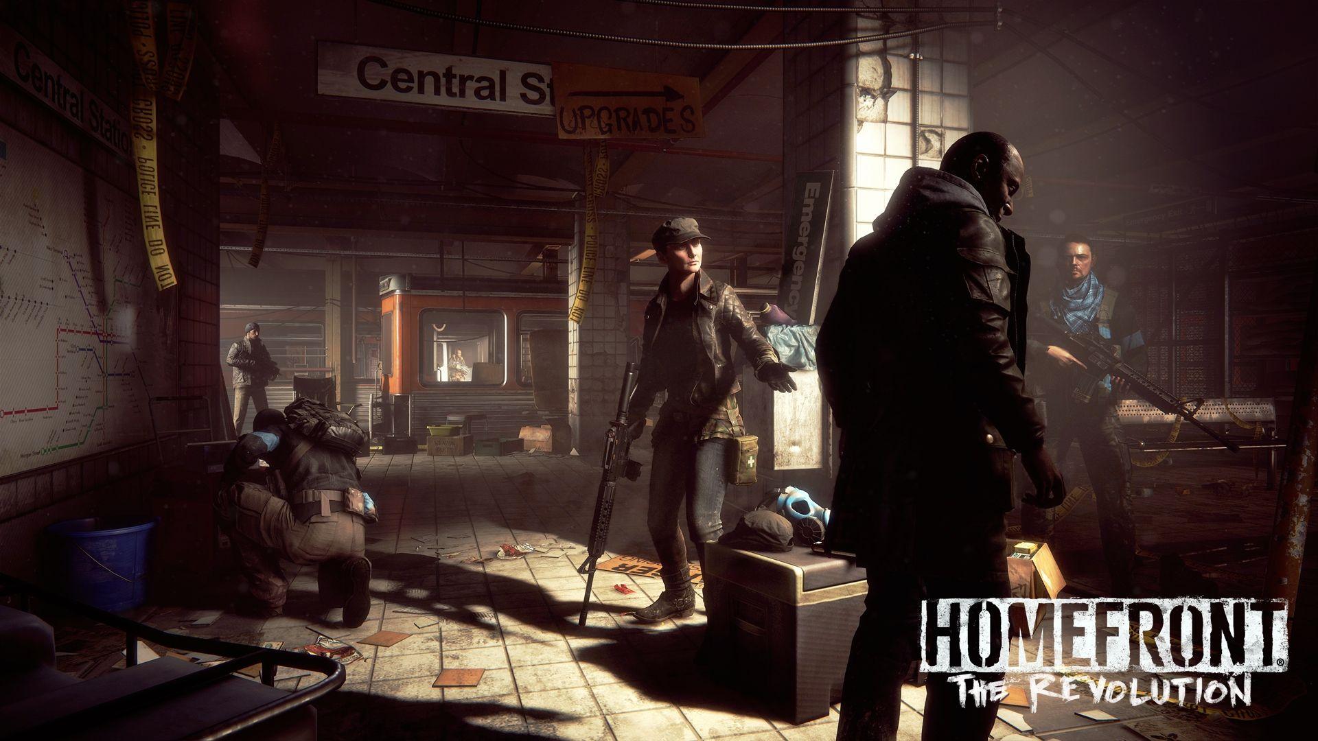 [E3 14] Primeras imágenes y trailer de Homefront: The Revolution para PS4, Xbox One y PC Z8rb