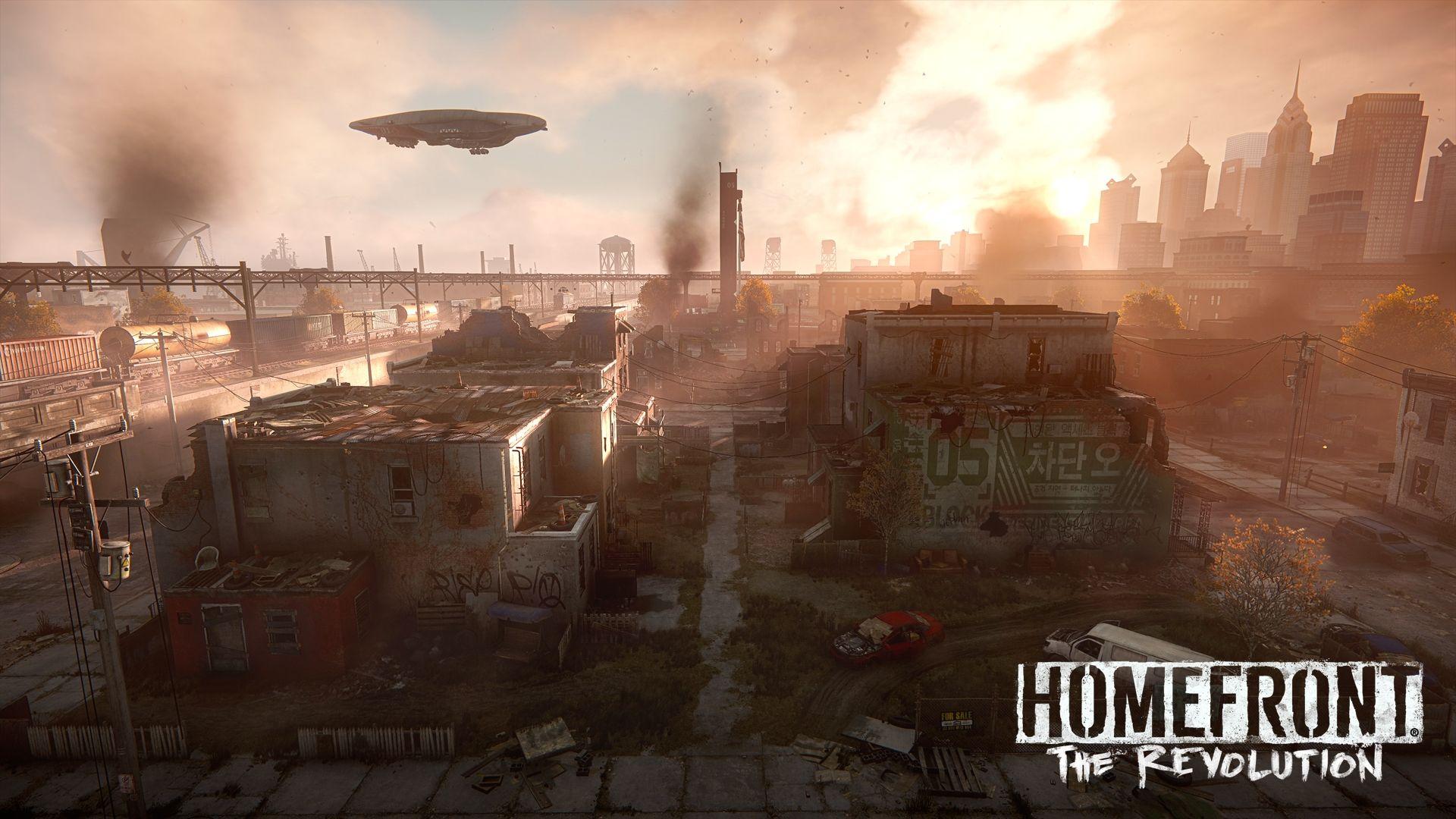 [E3 14] Primeras imágenes y trailer de Homefront: The Revolution para PS4, Xbox One y PC 7qg0