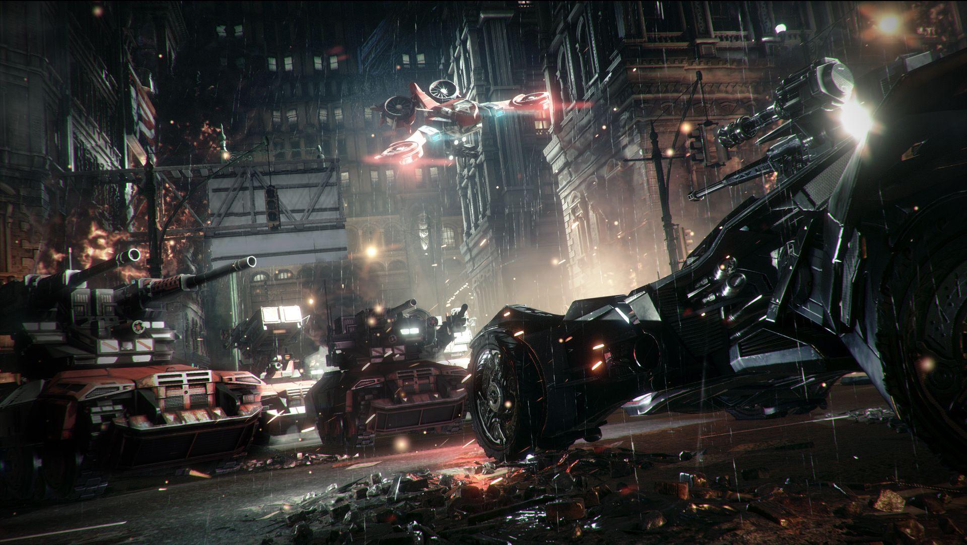 [E3 14] Batman Arkham Knight se retrasa hasta el 2015... 9c6er