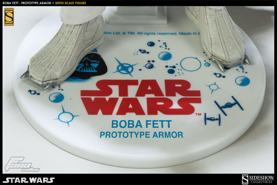 EPV : L'EMPIRE CONTRE-ATTAQUE - BOBA FETT PROTOTYPE ARMOR G3g2