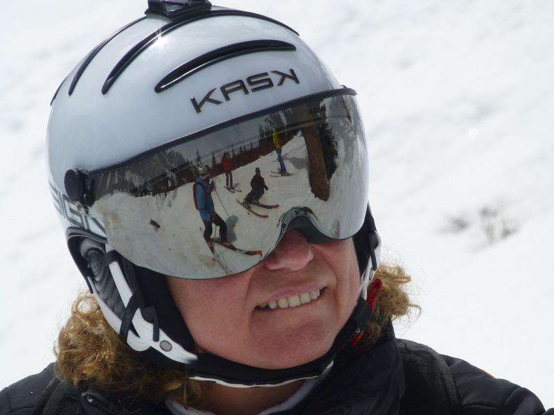 Fin de temporada de esquí en una cabaña perdida en las Rocosas Canadienses 1oil
