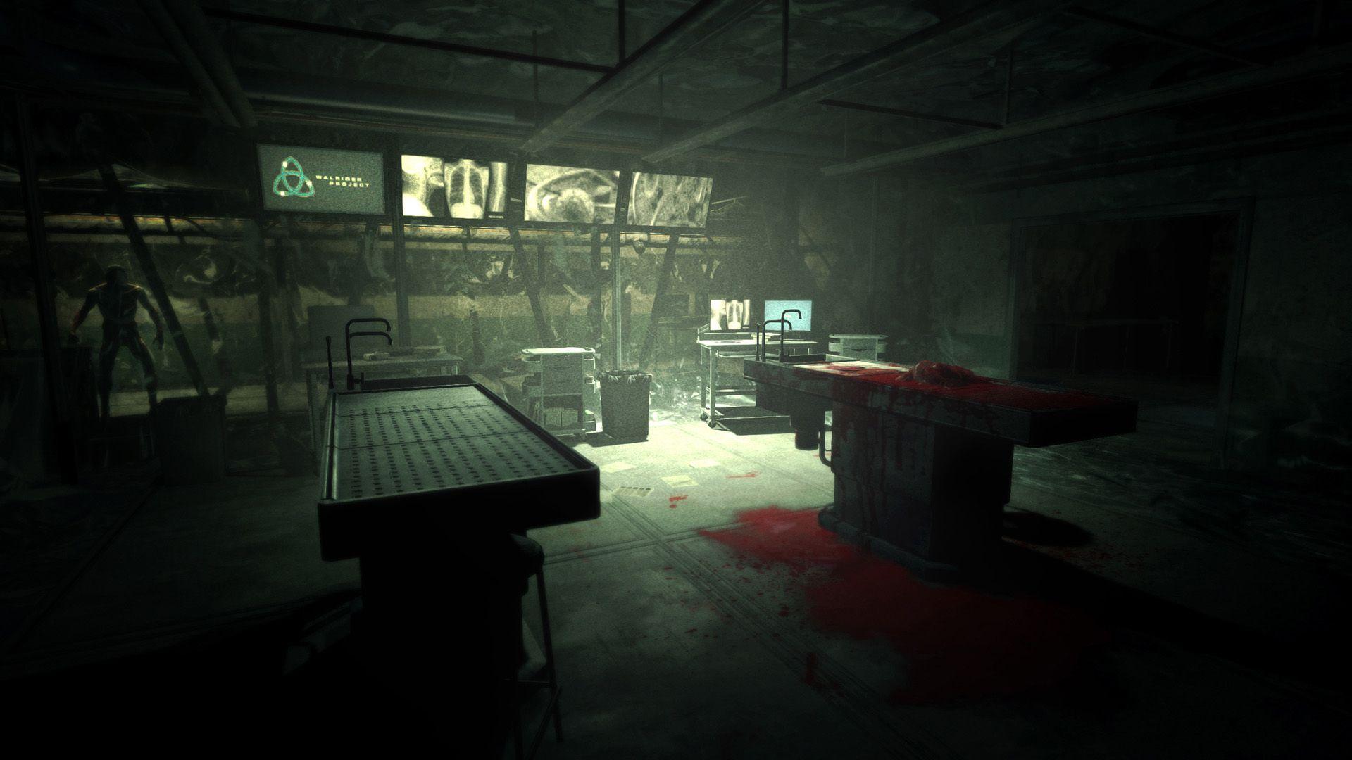 El DLC de Outlast llegará finalmente el 7 de Mayo. Nuevas imágenes y video Xbt4