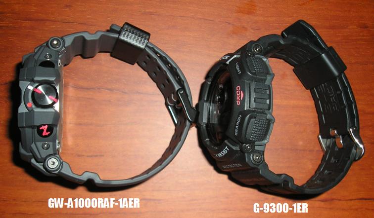 Comparativa GW-A1000RAF-1AER y Mudman G-9300-1ER 30633886