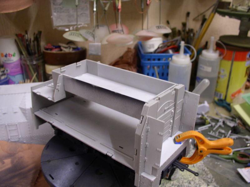 peinture - (Thunderbird) BR 57 Baureihe Panzerlok (Peinture en cours)  - Page 2 122ab