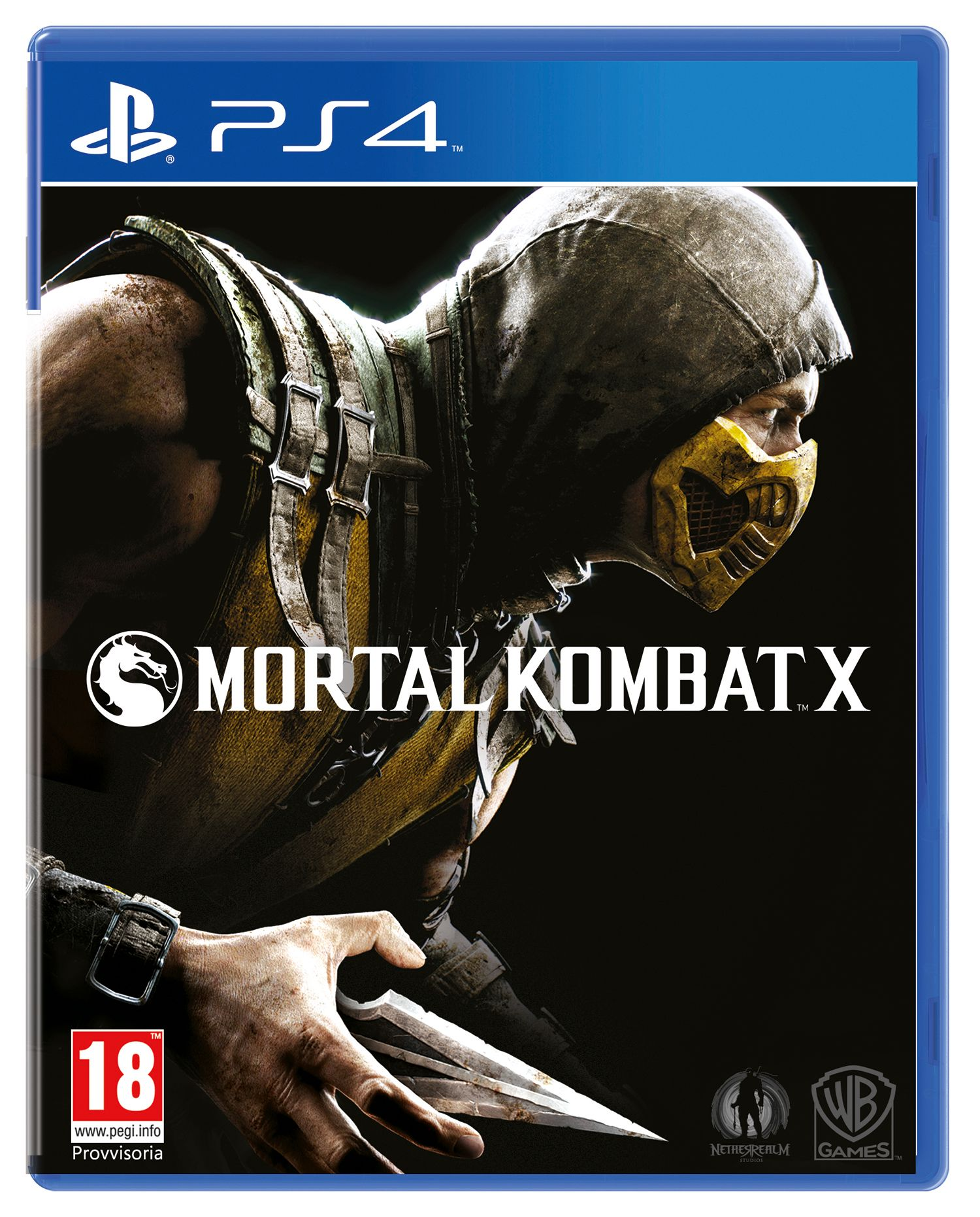 [E3 14] Mortal Kombat X oficialmente anunciado. Trailer disponible 6avz