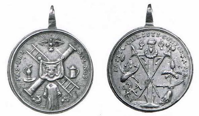 Recopilación medallas con el Rostro de Cristo ( Salvator Mvndi II) U2s9