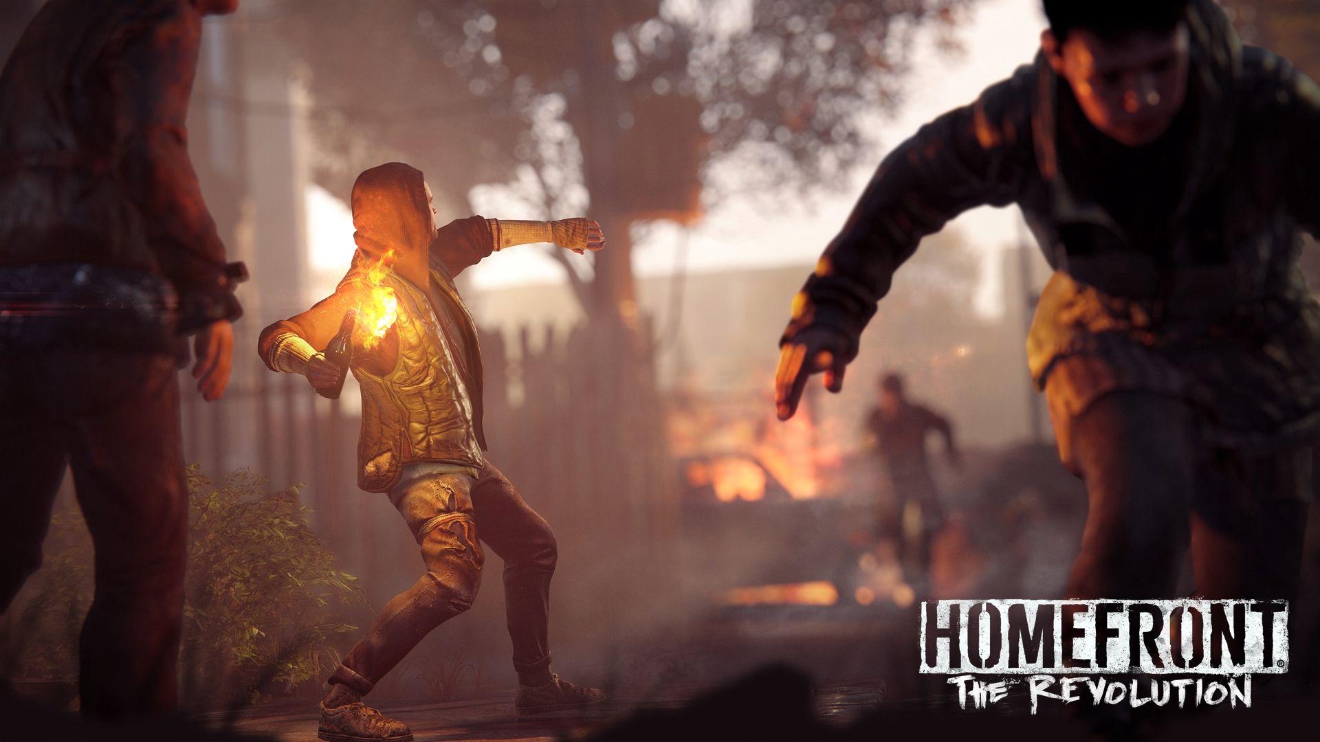 [E3 14] Primeras imágenes y trailer de Homefront: The Revolution para PS4, Xbox One y PC 1n5b