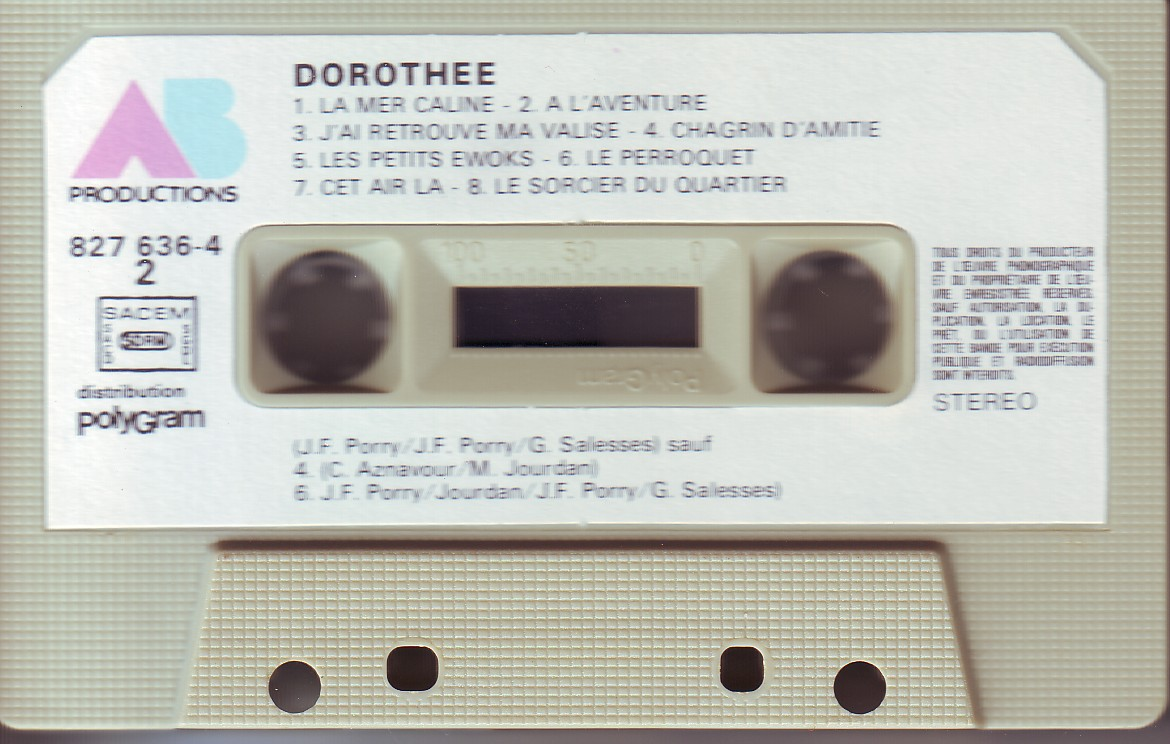 Dorothée et AB Productions - Page 2 Dorotheeallo