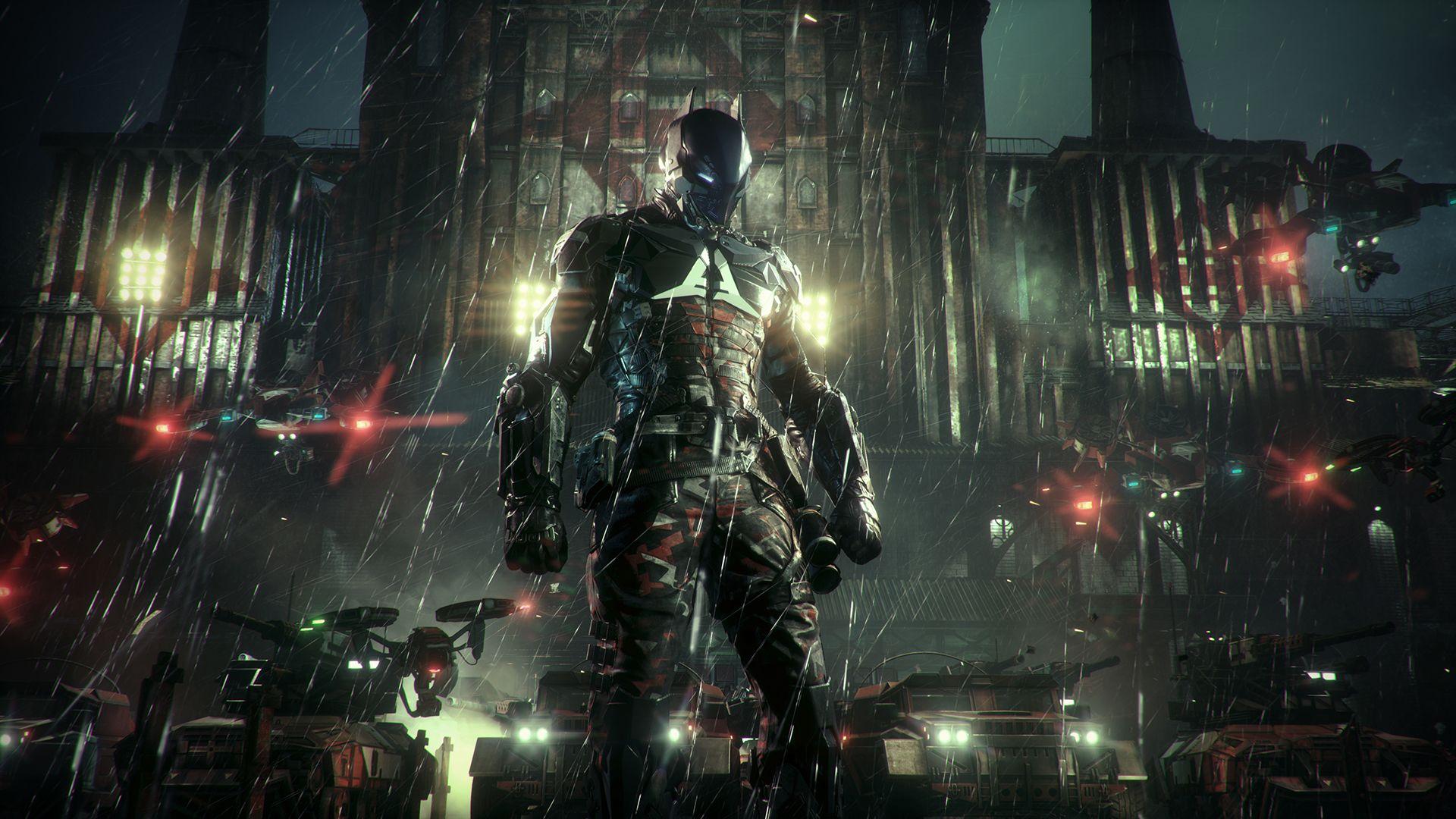 [E3 14] Batman Arkham Knight se retrasa hasta el 2015... Lweg