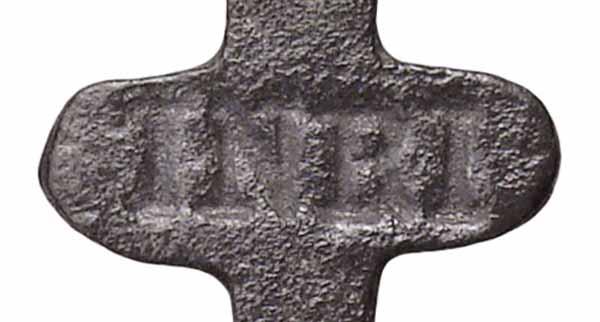 Crucifijo francés X09c