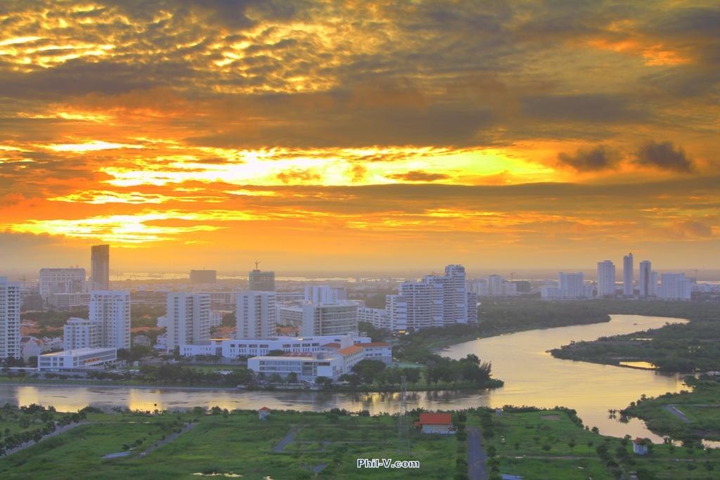 Việt Nam tuyệt đẹp qua ống kính một người Mỹ Fireskyofpmh27
