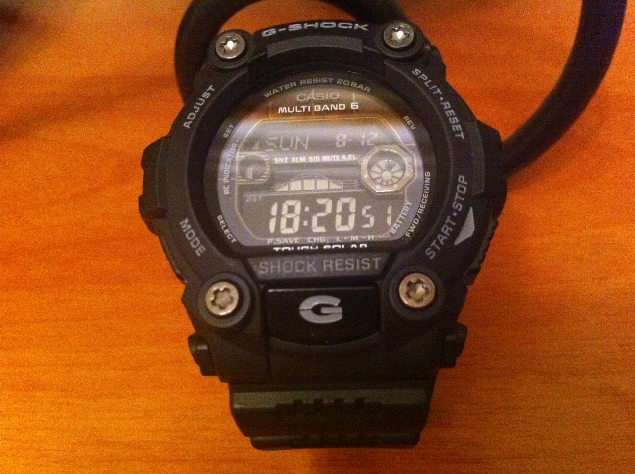 Mi nuevo G-SHOCK 7900 GW-1ER ALL BLACK 69445772