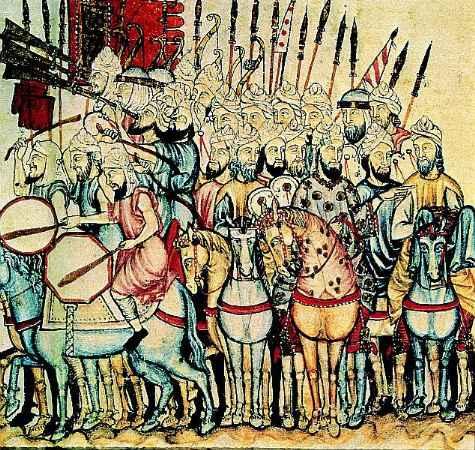 La reconquista de Sevilla, 23 de noviembre de 1248 21s3