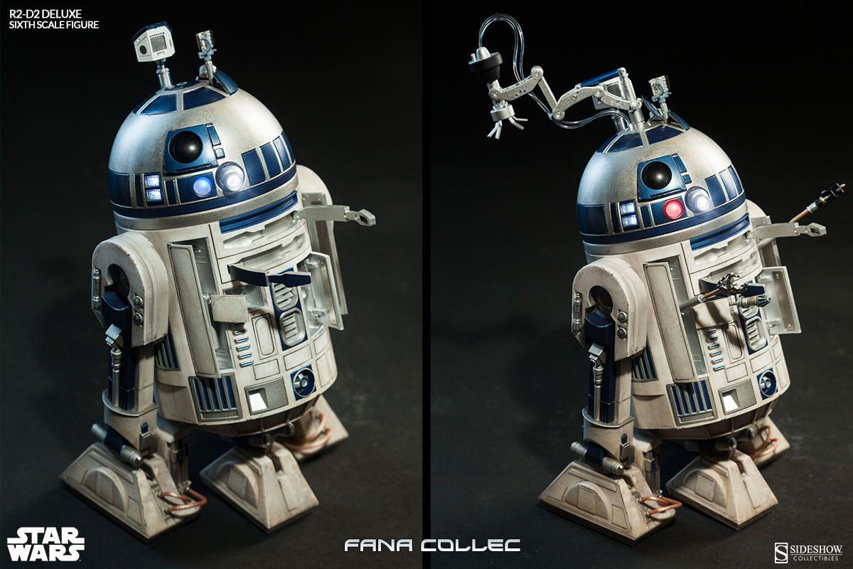 STAR WARS - R2-D2 deluxe Aixt