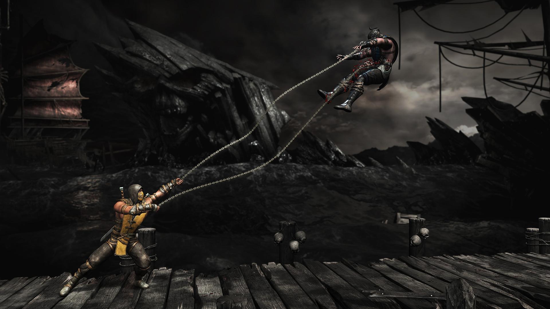 Primeras imágenes oficiales de Mortal Kombat X Lk93u