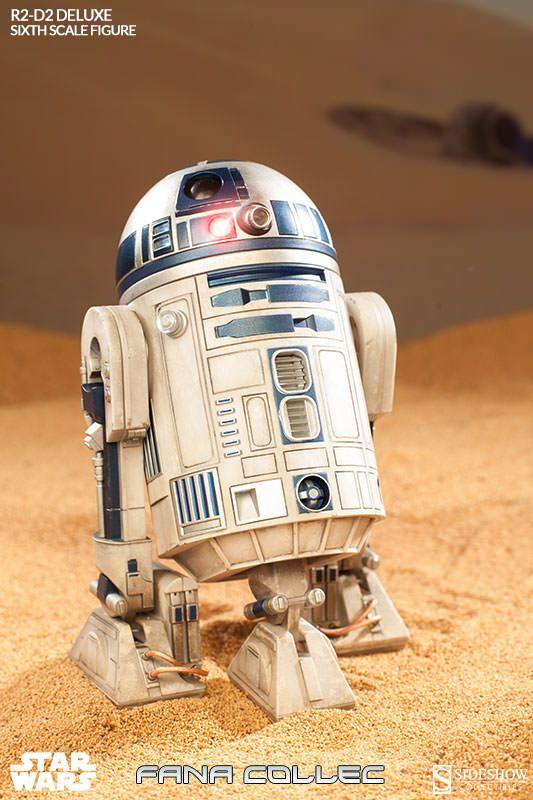 STAR WARS - R2-D2 deluxe 35szn