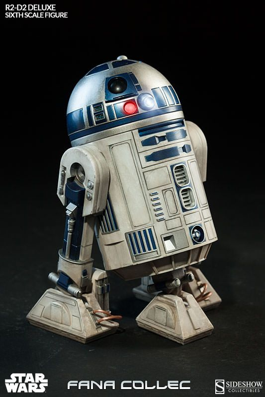 STAR WARS - R2-D2 deluxe Odj8u