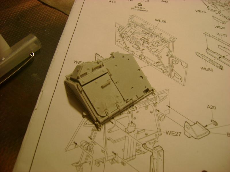 M1135 Stryker NBC RV 1/35 Trumpeter.... Terminé.... 25907706