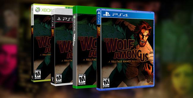 La primera y segunda temporada de The Walking Dead y The Wolf Among Us, llegarán a PS4 este año. 68fi8