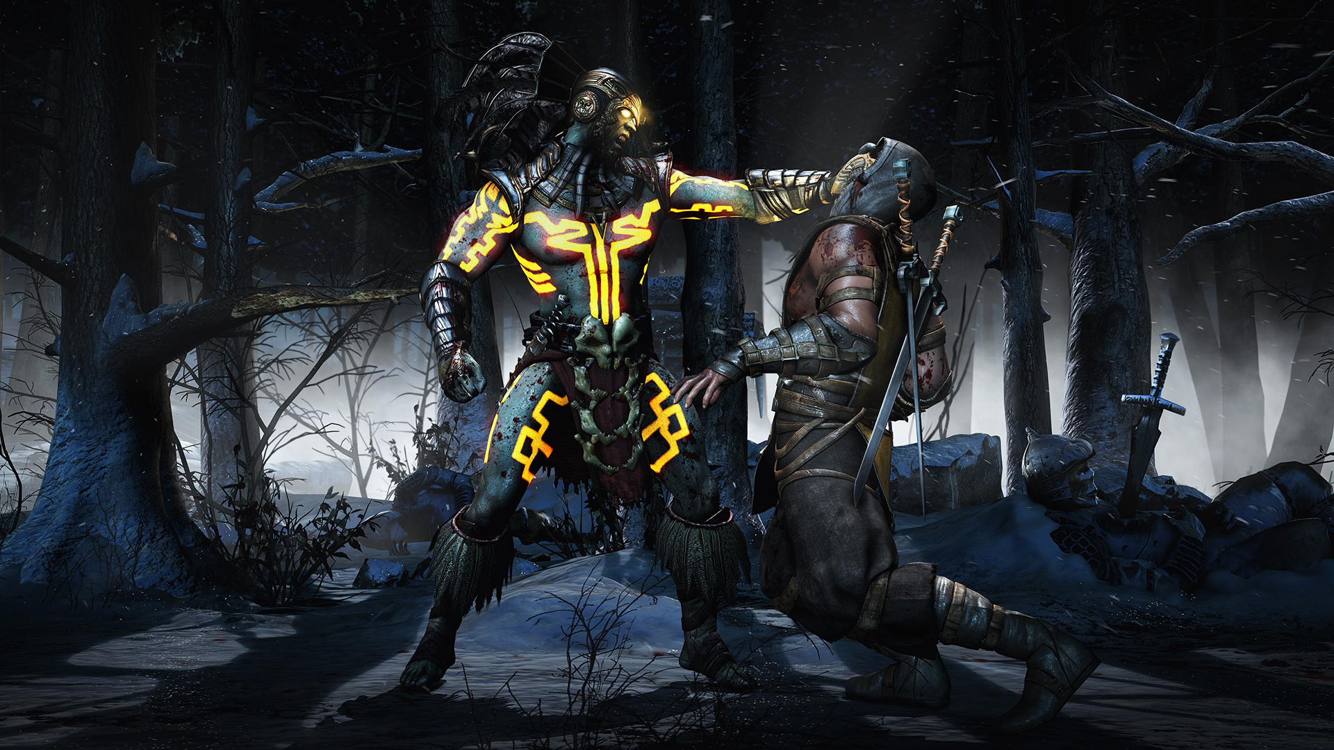 Primeras imágenes oficiales de Mortal Kombat X Tiic8