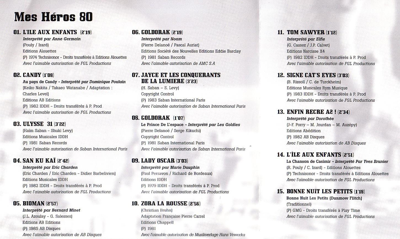 Dorothée et AB Productions (Récré A2 - Club Dorothée) Mesheros802