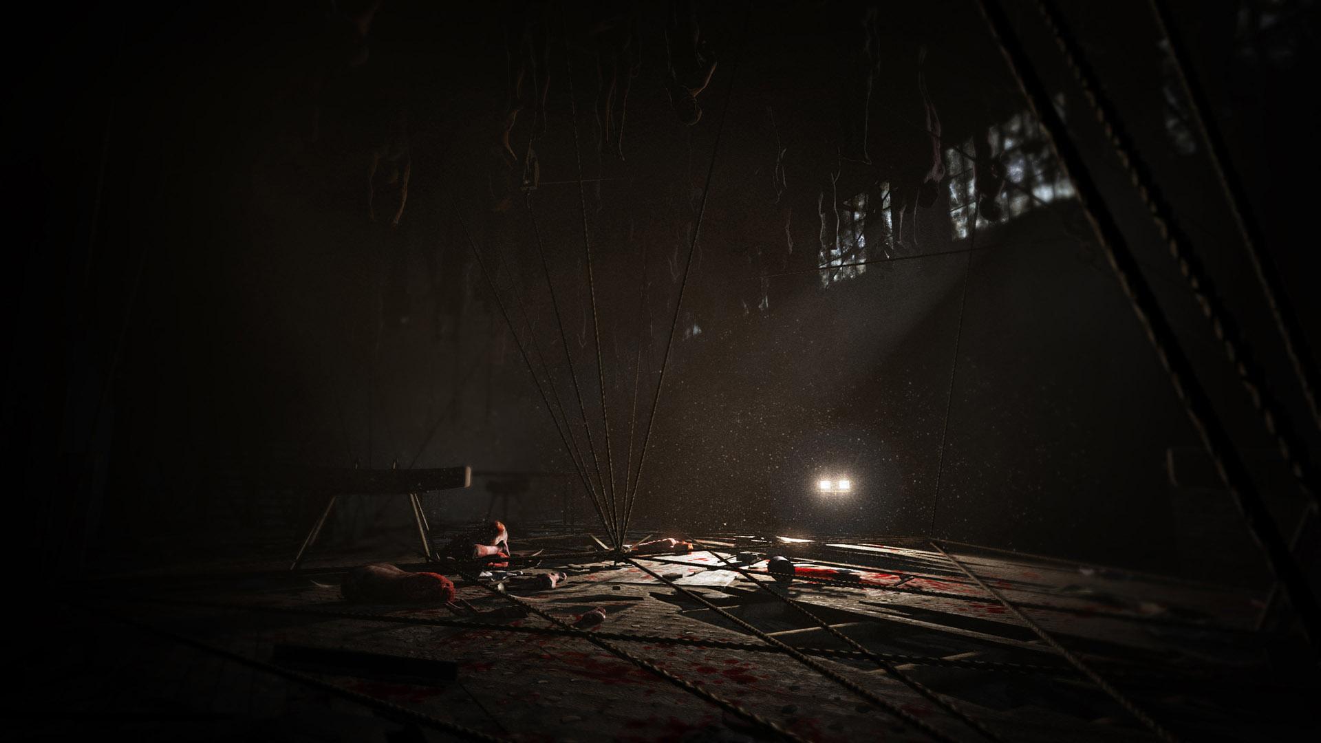 El DLC de Outlast llegará finalmente el 7 de Mayo. Nuevas imágenes y video 7nsx