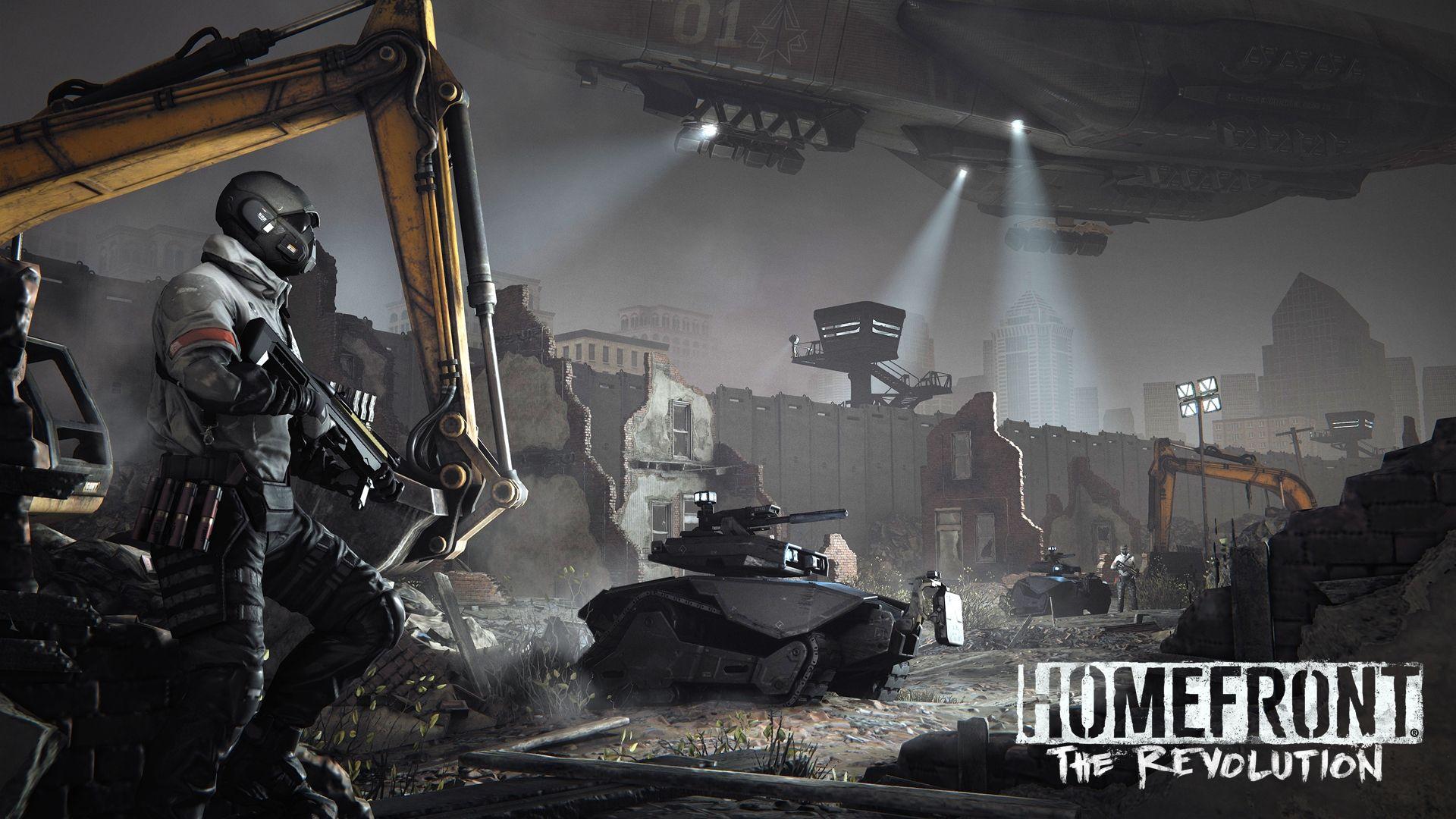 [E3 14] Primeras imágenes y trailer de Homefront: The Revolution para PS4, Xbox One y PC Hgjph