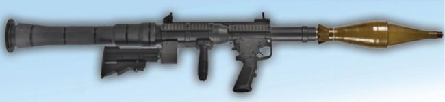 RPG-7 نسخة أمريكية Airtronicrpg