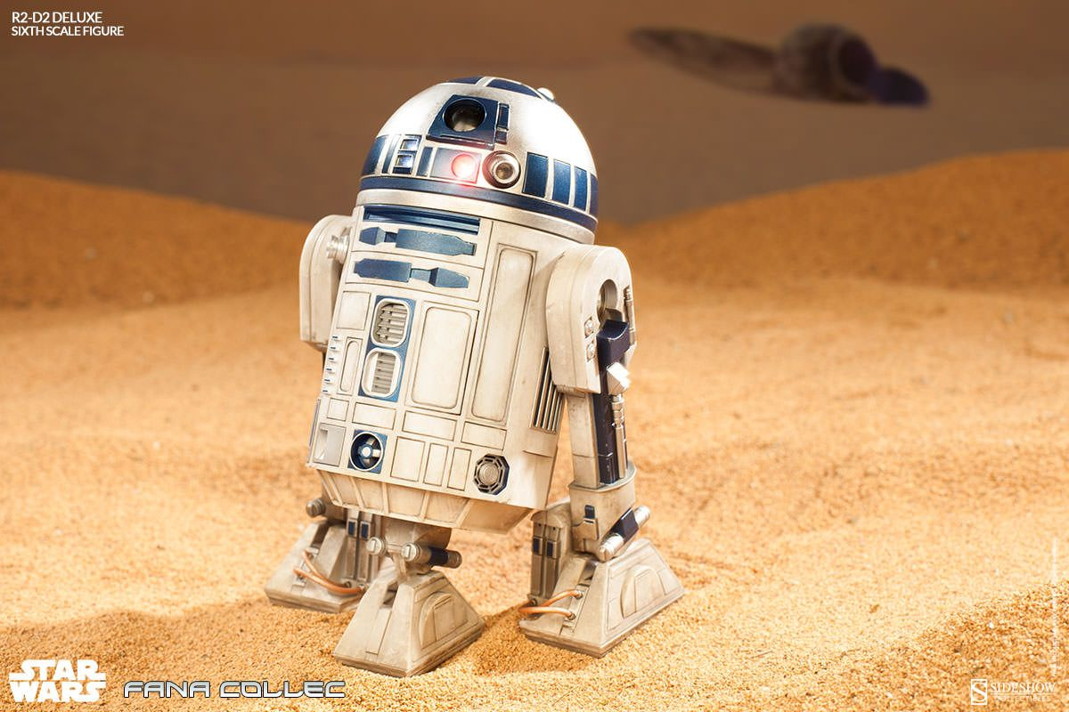 STAR WARS - R2-D2 deluxe 6pmg