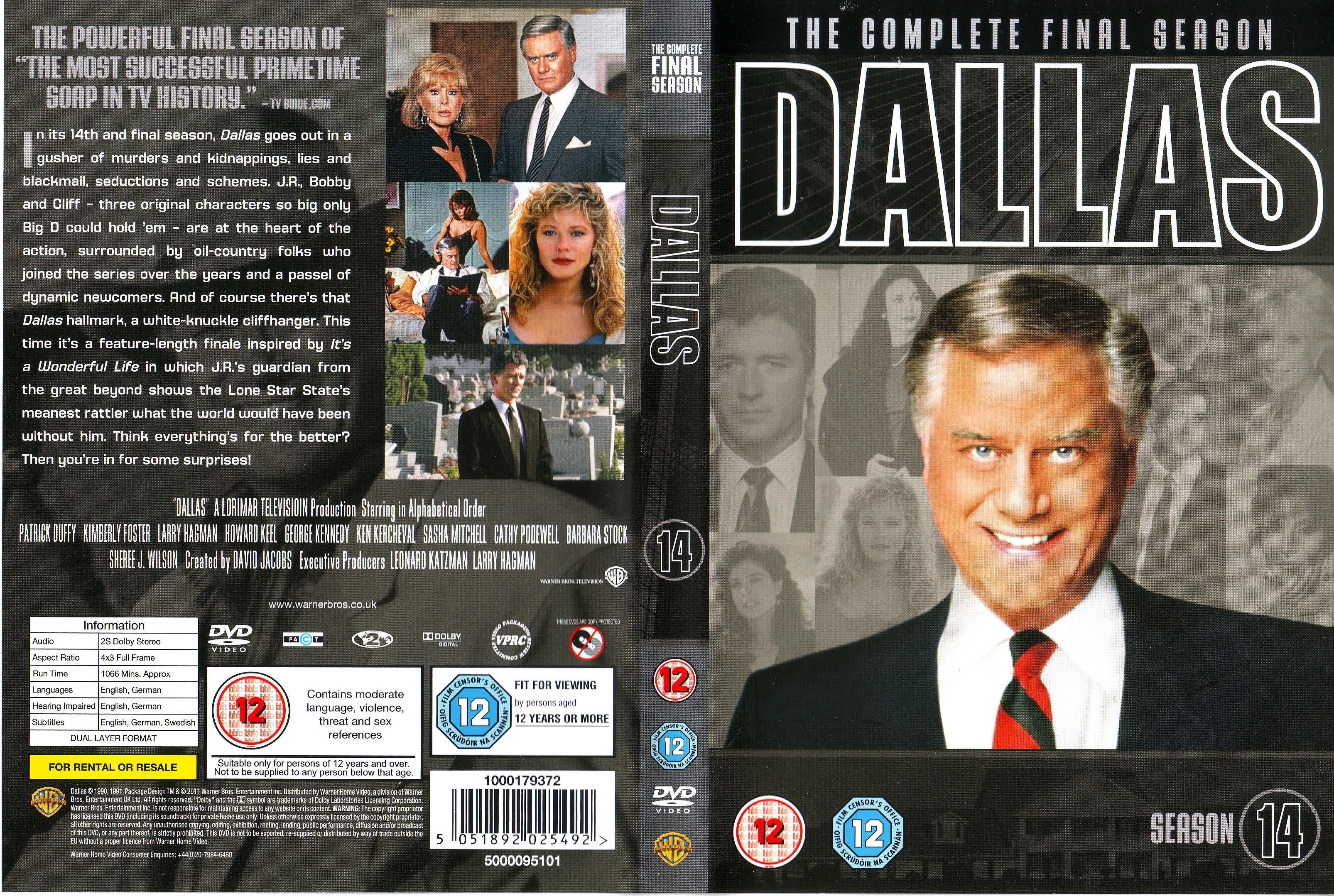 DALLAS, mon univers impitoyable ! - Page 2 Dallas13