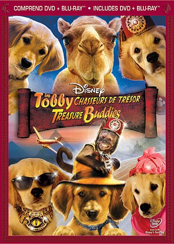 [Walt Disney Pictures] Treasure Buddies (2011) 613tejosvml