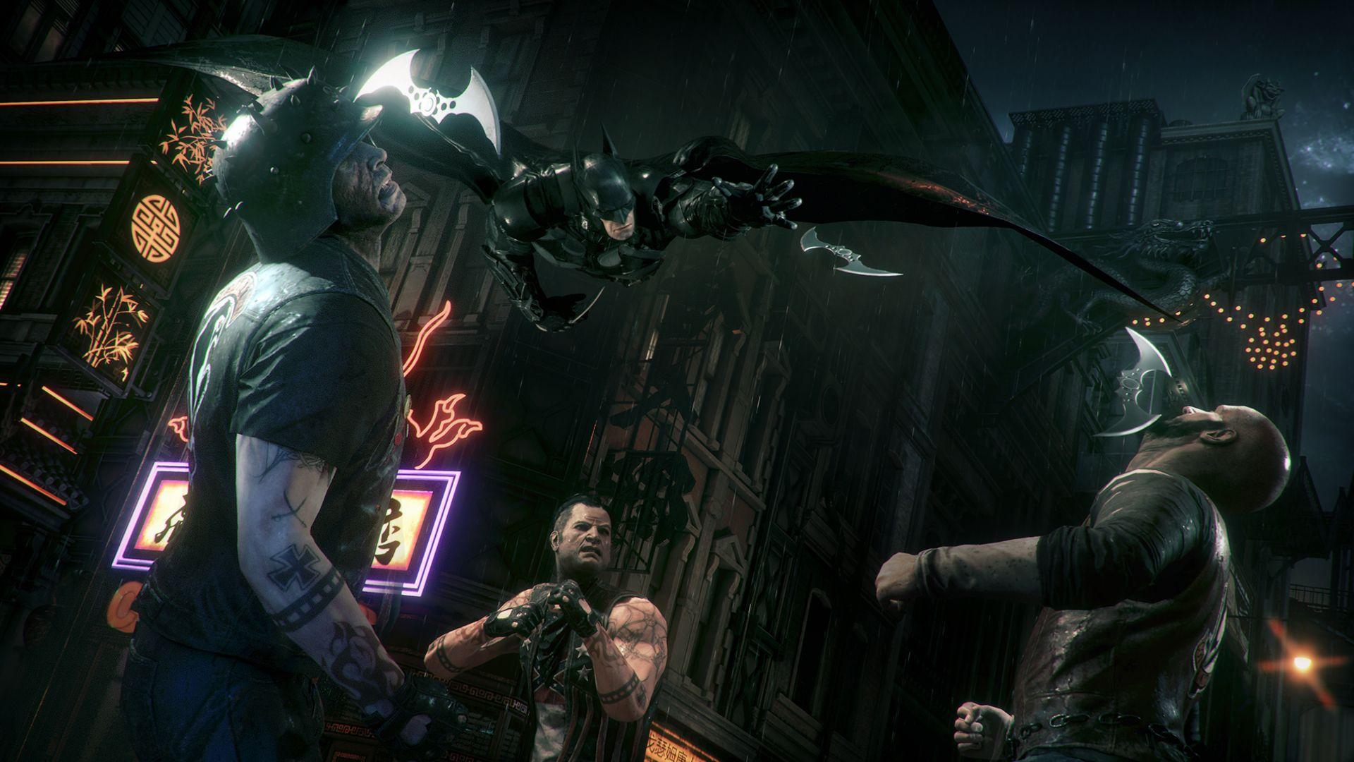 [E3 14] Batman Arkham Knight se retrasa hasta el 2015... Dmok