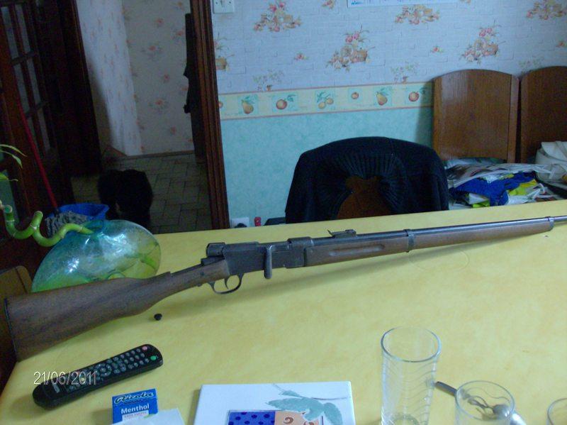Carabine école, 6mm, à identifier 022ygi