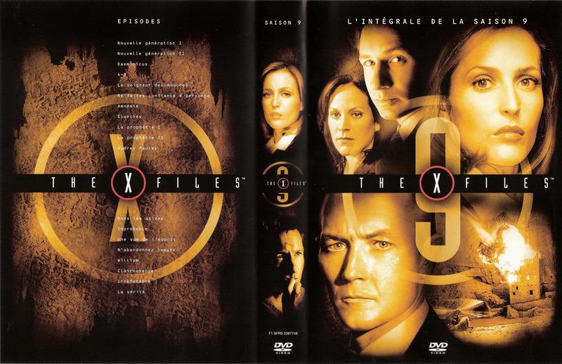 The X-Files/ XFiles S01-09 DVDRip + S07 Extras Thexfilessaison9