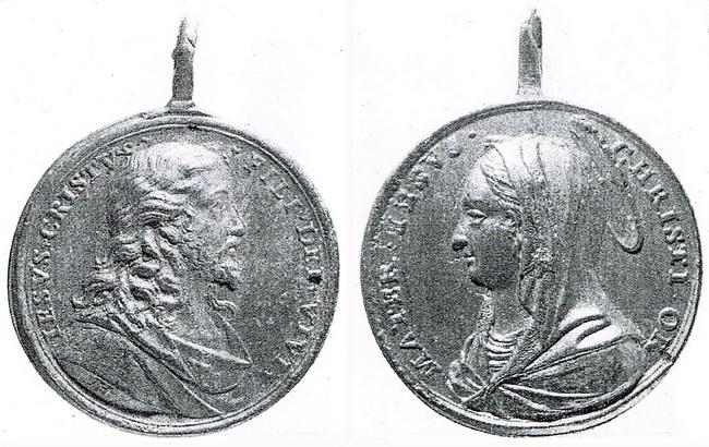 Recopilación medallas con el Rostro de Cristo ( Salvator Mvndi II) 67q3