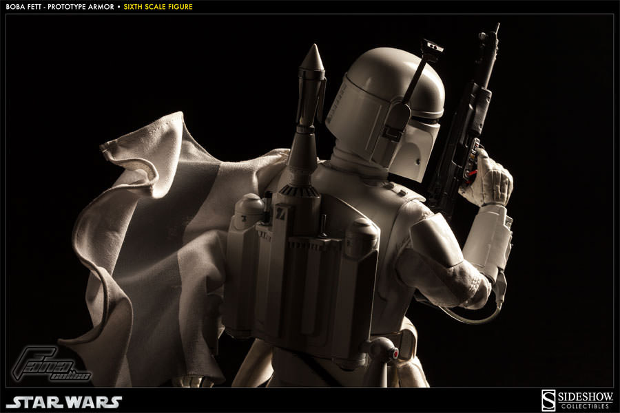 EPV : L'EMPIRE CONTRE-ATTAQUE - BOBA FETT PROTOTYPE ARMOR 4azu