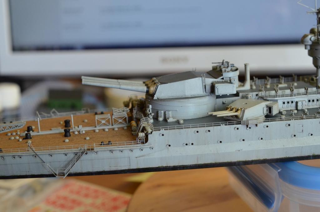 RN ROMA au 1/350 avec Kit Flyhawk. - Page 4 Ja70