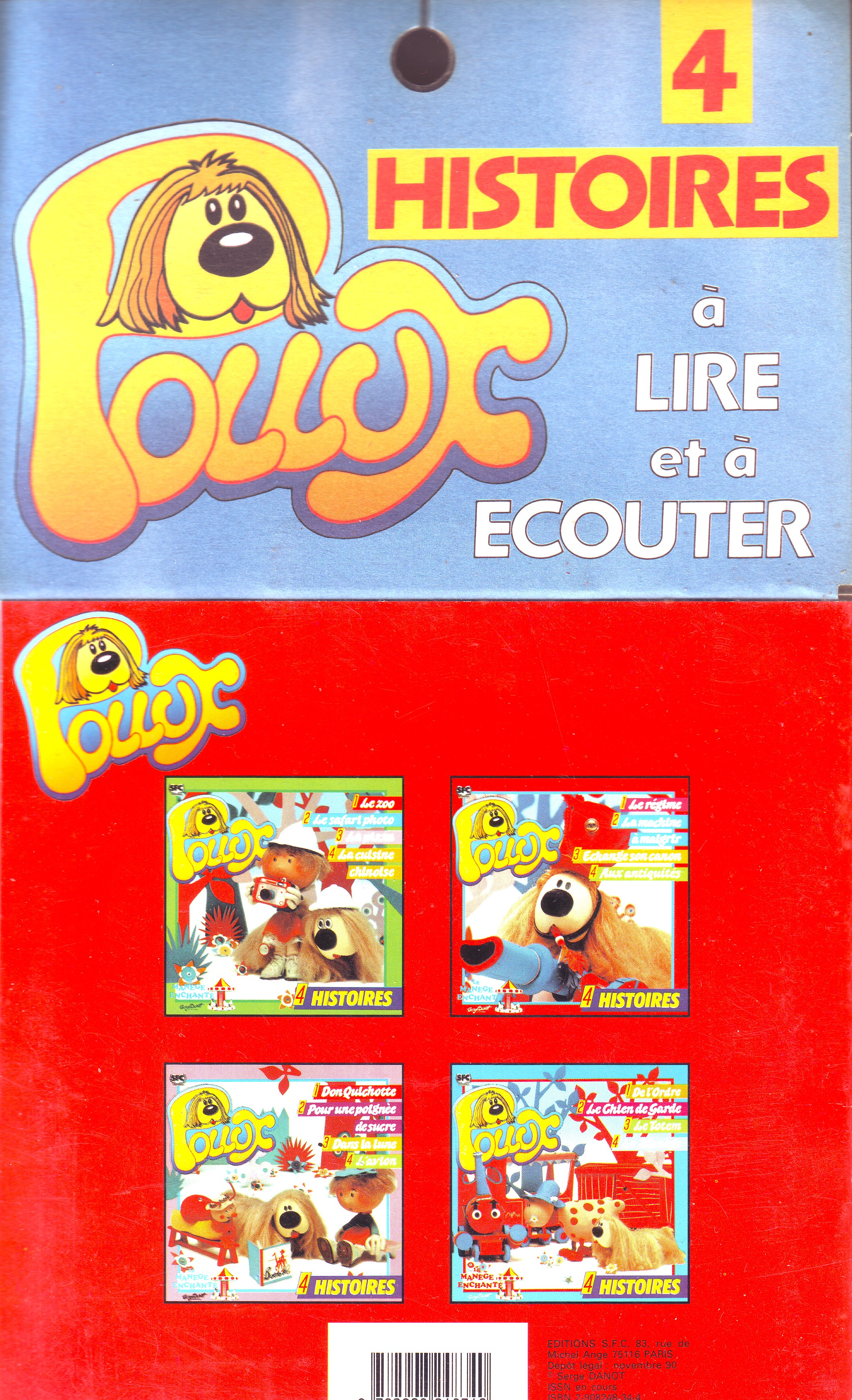 Dorothée et AB Productions Polu