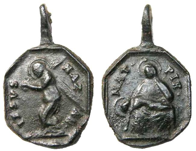 Recopilación medallas con el Rostro de Cristo ( Salvator Mvndi II) Dua8