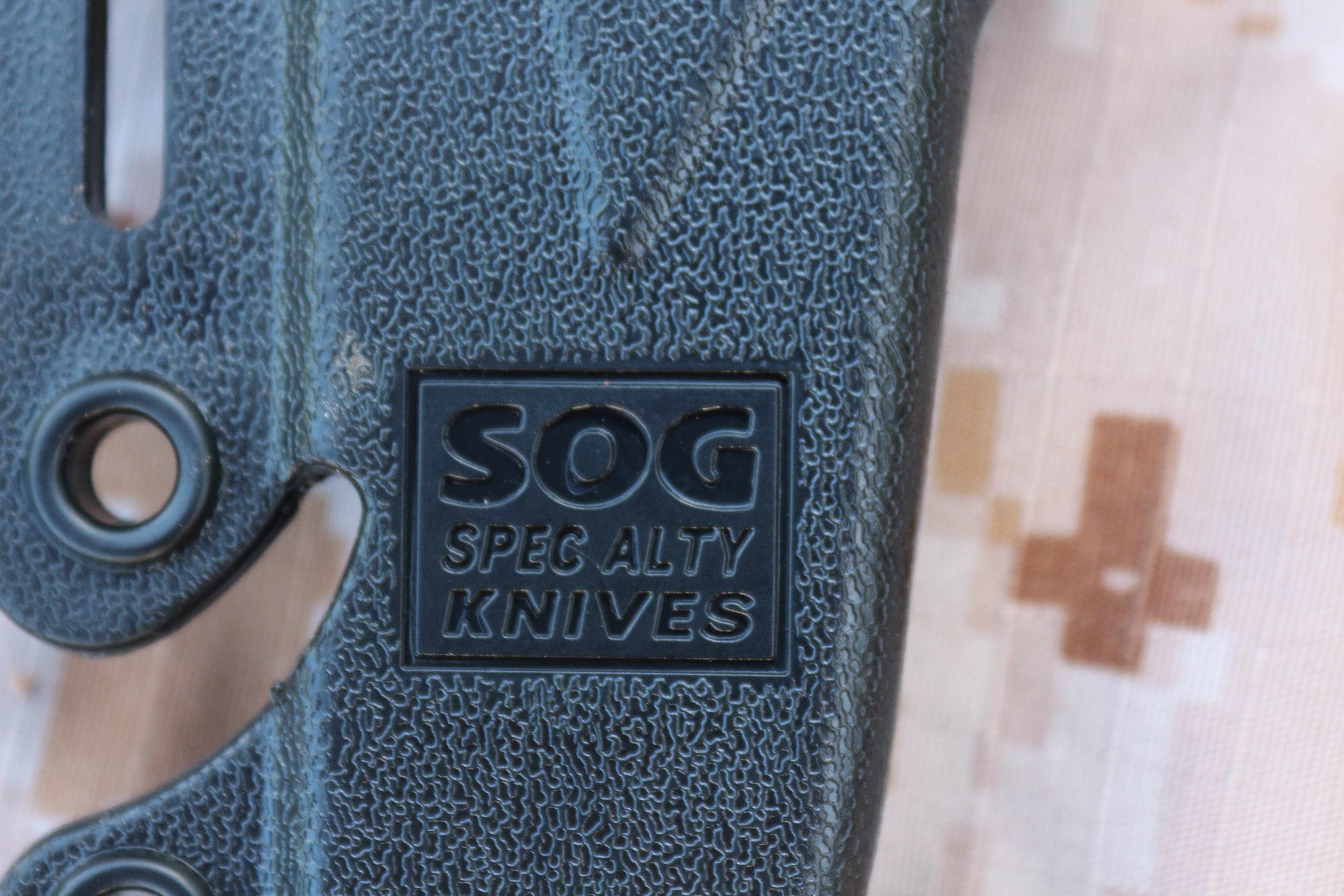 Review cuchillo sog seal (dummy) 5x9l