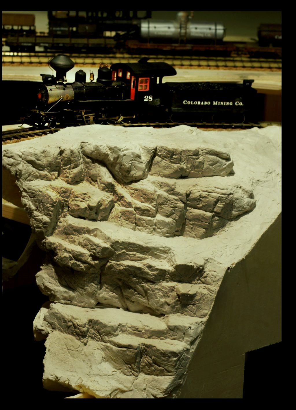 Felsen Ritzen bis zum abwinken Felsenimrohzustand