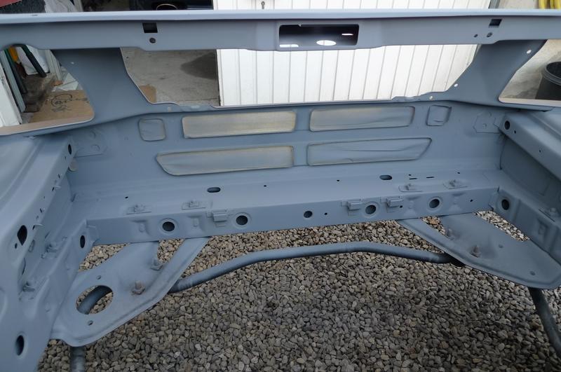 Reconversion de mon Escort MK3 Ghia en Escort RS 1600i - Page 6 P1050827